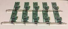 Lot of (10) Intel Gigabit CT Desktop Server PCI-E Adapter E1G31CTG1P20