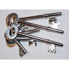 Fire brigade keys set of 6,