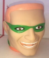 1995 Applause Dc Comics 3-D The Riddler Mug Cup Collectible