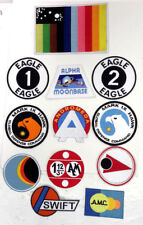 Cosplay Space:1999 TV Series Uniform Deluxe Patch- 12 Different Available