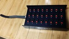 "Gepco custom stage box 24 channel Neutrik Locking TRS Jack ¼"" Female Panel Mount"