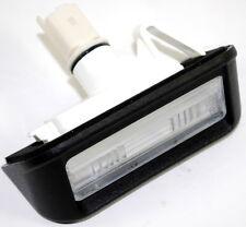 CITROEN Berlingo Despacho número unidad de luz de la placa de licencia 6340G7 Nuevo Y Original