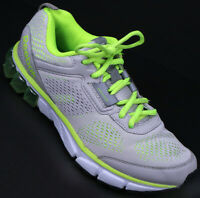 Reebok Running Training Athletic Running Walking Shoes Womens Size 8.5 Grey
