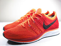 DS NIKE 2012 FLYKNIT TRAINER+ UNIV RED 10 OLYMPIC WOVEN PRESTO AIR MAX 1 90 95