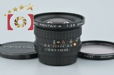 Very Good!! Pentax SMC A 20mm f/2.8