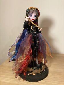Monster High Repaint OOAK custom unique Rodent Piper Fairy Art Doll.
