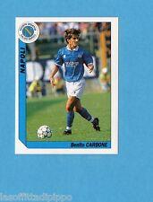 TUTTO CALCIO '94/95-SERVICE LINE-Figurina n.223- CARBONE - NAPOLI -NEW