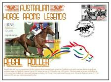 AUSTRALIAN HORSE RACING LEGENDS COVER, REGAL ROLLER
