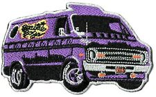 Beastie Boys Van Patch [Embroidered] Iron or Sew On - Classic Rap and Hip Hop