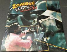 FELA AND AFRICA 70 - ZOMBIE / KALAKUTA RECORDS REISSUE 2001 / LP NM/VG+