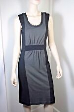Jacqui E Sleeveless Stretch Tunic Career wear Size S