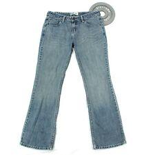 Levi Jeans Women Low Rise Bootcut 8 Denim Stretch M Light Wash Boot Cut Trouser