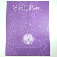 Vintage 1997 Disney Exclusive Commemorative Sleeping Beauty Lithograph