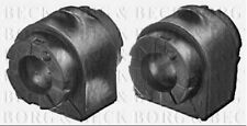 BSK7769K BORG & BECK ANTI-ROLL BAR BUSHES Rear Axle Land Rover Freelander II 06-