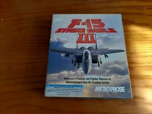 F15 Strike Eagle 3 PC BIG BOX