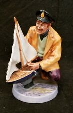 Royal Doulton Figurine Sailor's Holiday, 6 Inches Tall.