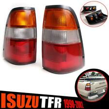 PAIR REAR TAIL LIGHTS TAIL LAMPS FOR ISUZU HOLDEN TFR TF RODEO PICKUP 1998 99-02