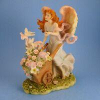 Seraphim Classics Angel Danielle Messenger of Love #81512 Roman NEW