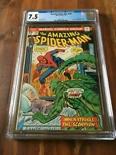 Amazing Spider-Man #146 CGC 7.5 (OW/W) Scorpion, Gwen Stacy Clone Appearances