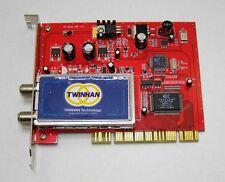 Twinhan VP-1022A Ver 2.0 DVB-S & Analog, DIGITAL TV-Karte LNB In & Out, 878A