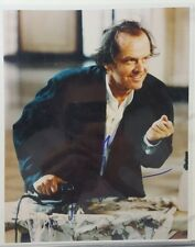 JACK NICHOLSON Signed Autographed 8x10 Photo WITCHES OF EASTWICK movie SHINING