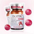 Dr. Vita Premium Vitamin Ampoule Mask Pack 3-Types Vita A/C/E K-Beauty