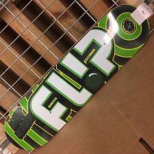 New Flip Berger Odyssey Bold Pro P2 Green Skateboard Deck - 31.5in x 8in