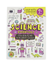 Help With Homework Science Essentials 9+ KS2 + Stickers NEW