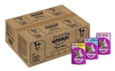 Whiskas 323110 Pouches in Jelly Mixed Cat Food