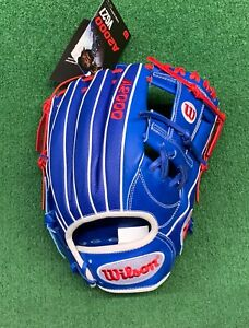 "2021 Wilson A2000 12.25"" VG27 Vlad Guerrero Jr Model Baseball Glove WBW100274122"
