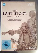 The last story Limited Edition Wii New nuovo Pal Ita Multilanguage