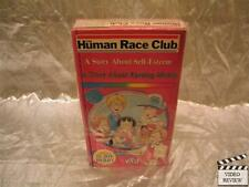 Human Race Club, The - V. 1 (VHS) A Story About Self-Esteem; Animated