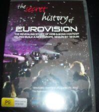 The Secret History Of Eurovision (Australia Region 4) DVD – New