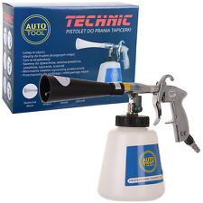 TORNADO EFFECT for Car Upholstery Carpet Air Pulse Cleaning Gun METAL NOZZLE
