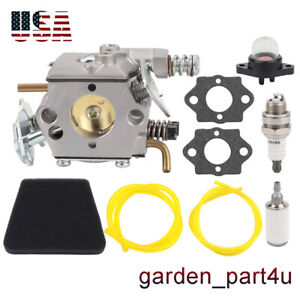 Carburetor Kit For Poulan Chainsaw 2150 2050 1950 2375 2375LE Walbro WT-891