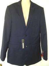 Men's Goodsouls Tailored Navy Blue Jacket Blazer 36 Chest Regular
