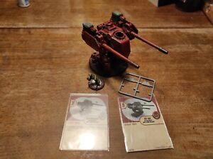Dust Tactics SSU Red Cossack / KV 152 (umbau)