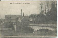 CPA -90 - MORVILLARS - Le Pont sur L' Allaine