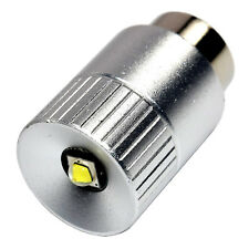 HQRP Ultra Bright 300Lm High Power 3W LED Bulb for Maglite 2-3D 2-3C Flashlights