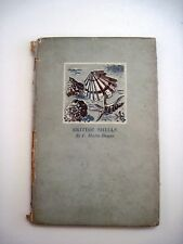 "Rare 1943 ""British Shells"" By F. Martin Duncan Nice Colored Pictures of Shells *"