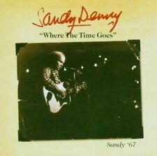 CD de musique folk sandy denny