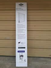 Nib PetSafe Aluminium Patio Panel Pet Door (for pet up to 100-lbs)