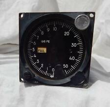 Military Fighter Aircraft Radar Altimeter Type ID 950/APN-150 Gauge Instrument