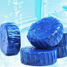 1pc Blue Toilet Cleaner Block Deodorant Cleaner Products Bathroom Hot