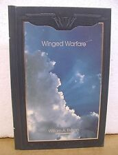 Winged Warfare Hunting the Huns in the Air by William A. Bishop 1993 Hardcover