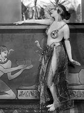 8x10 Print Theda Bara Cleopatra 1917 #TB91