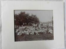 Circa 1910   Church Congregation Photo
