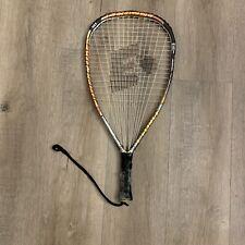 "E-Force Tyranny 22"" Longstring Racquetball Racquet Powertubes 160G"