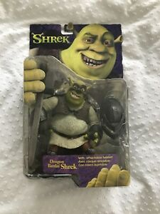 McFarlane Toys Shrek Dragon Battlin' Shrek Action Figure Boxed