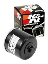 KN Motorcycle Oil Filter: High Performance, Premium, Designed to be used with S